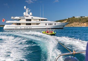 Hanikon yacht charter in Arabian Gulf