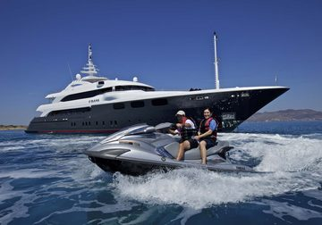 Mia Rama yacht charter in Naxos