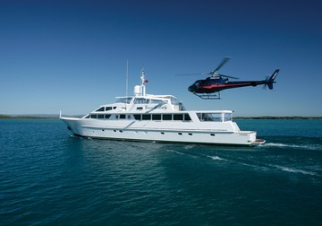 Emerald Lady yacht charter in Melbourne