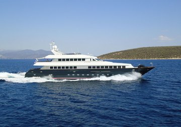Jaan yacht charter in Athens & Mainland