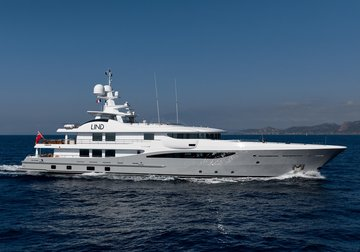 April yacht charter in Thailand