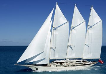 Athena yacht charter in Central America