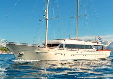 Son De Mar yacht charter in Croatia