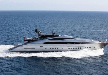 Silver Wave yacht charter