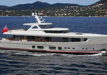 Delta One yacht charter in Ibiza