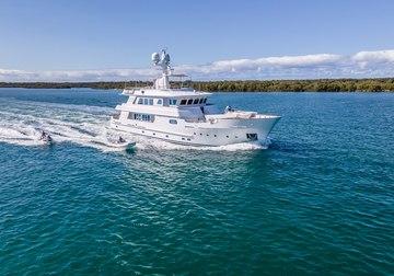Relentless  yacht charter in New Caledonia