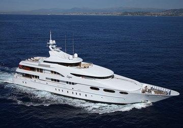 Capri I yacht charter in Amalfi Coast
