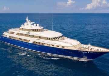 Laurel yacht charter in British Columbia