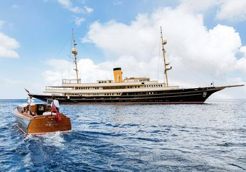 Nero yacht charter in Mallorca