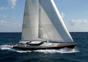 Genevieve yacht charter in Ibiza