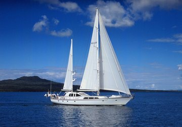 Pacific Eagle yacht charter in New Zealand