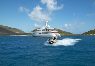 Harle yacht charter in Corsica