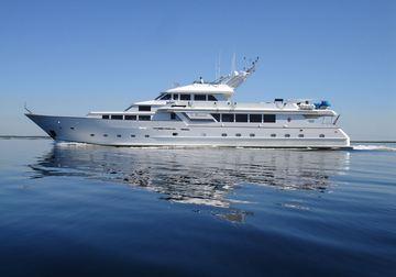 Le Montrachet yacht charter in Puerto Rico