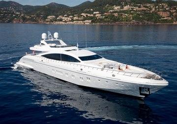 Da Vinci yacht charter