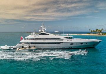 Turquoise yacht charter in Montserrat