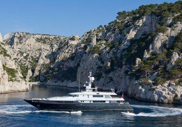 Mariu yacht charter in Greece