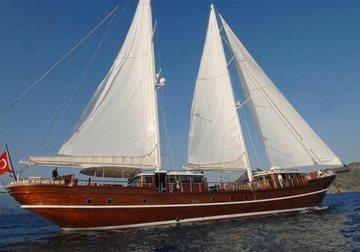 Goleta I yacht charter