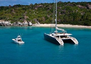Hemisphere yacht charter in Thailand