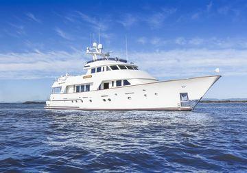 Silent World II yacht charter in Australia
