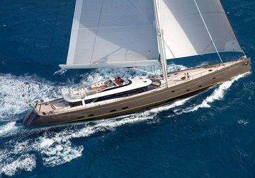 Ohana yacht charter in Fiji