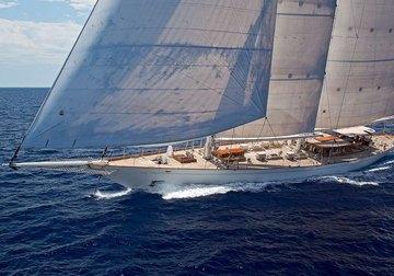 Gweilo yacht charter