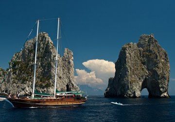 Deriya Deniz yacht charter