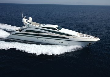 Alfa XII yacht charter in Egypt & Red Sea