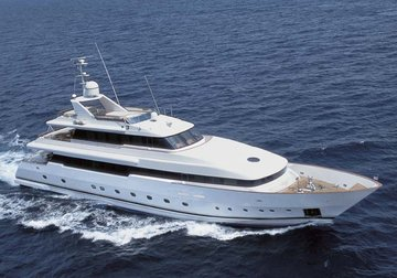 O'Rion yacht charter in Naxos