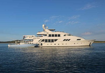 Grade I yacht charter in Norway