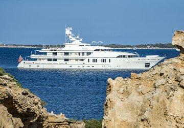 RoMa yacht charter in Mediterranean