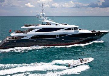 Liberty yacht charter in Montenegro