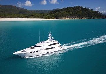 De Lisle III yacht charter in Australia