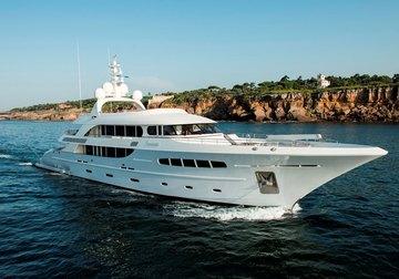 Nassima yacht charter in US Virgin Islands