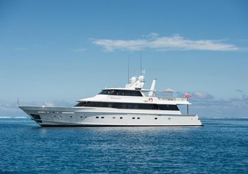 Dreamtime yacht charter in Whitsundays