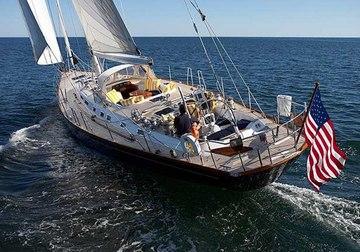 Luna Danns yacht charter in British Columbia