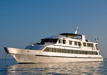 Integrity yacht charter in Central America