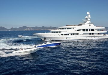 Lucky Lady yacht charter in Dominica