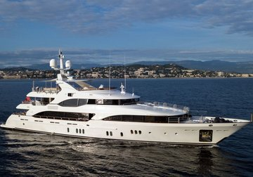 Hom yacht charter in Puerto Rico