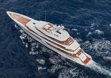 Joy yacht charter in West Mediterranean