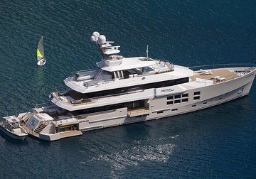 Big Fish yacht charter in Indonesia