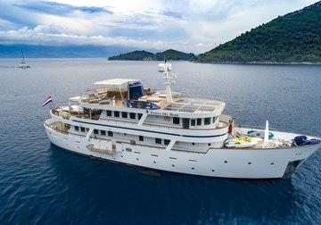 Donna Del Mare yacht charter in Croatia
