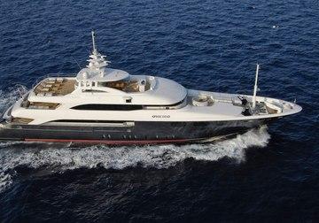 O'Neiro yacht charter in Athens & Mainland