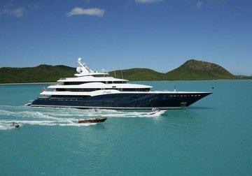 Amaryllis yacht charter in Turkey