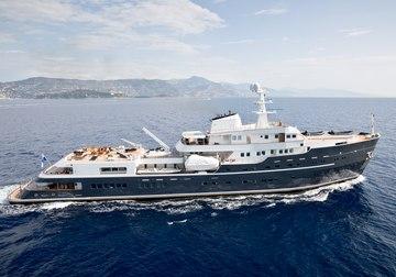 Legend yacht charter