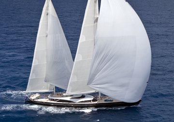 Twizzle yacht charter in Fiji