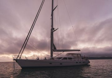 Concerto yacht charter in New Zealand