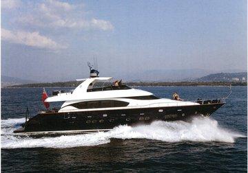 Asha yacht charter in Sicily