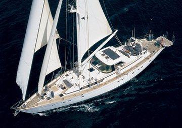 Demoiselles yacht charter in Seychelles