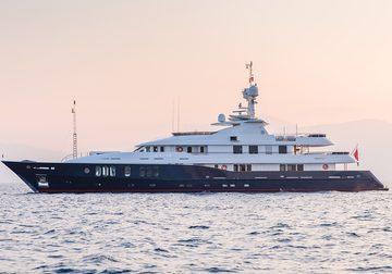 Rare Find yacht charter in Amalfi Coast
