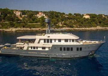 Zulu yacht charter in Croatia